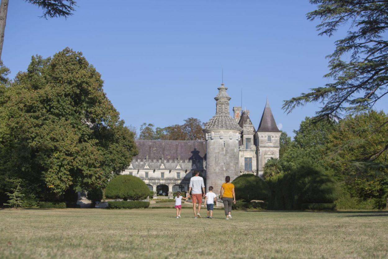 Château des Enigmes - escape game Charente