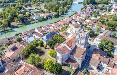 Drone-Saint-Savinien-ruelles