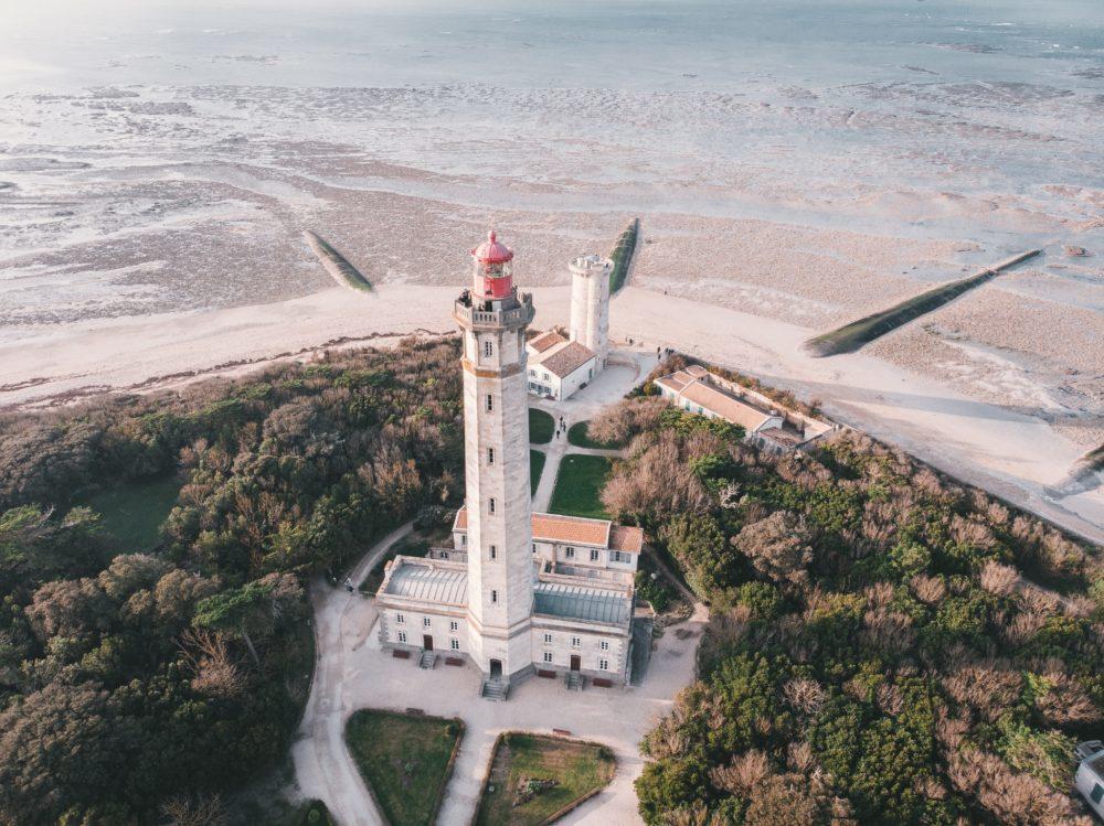phare des baleines île de ré