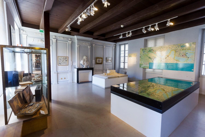 Musée de la Marine @Michel Le Coz