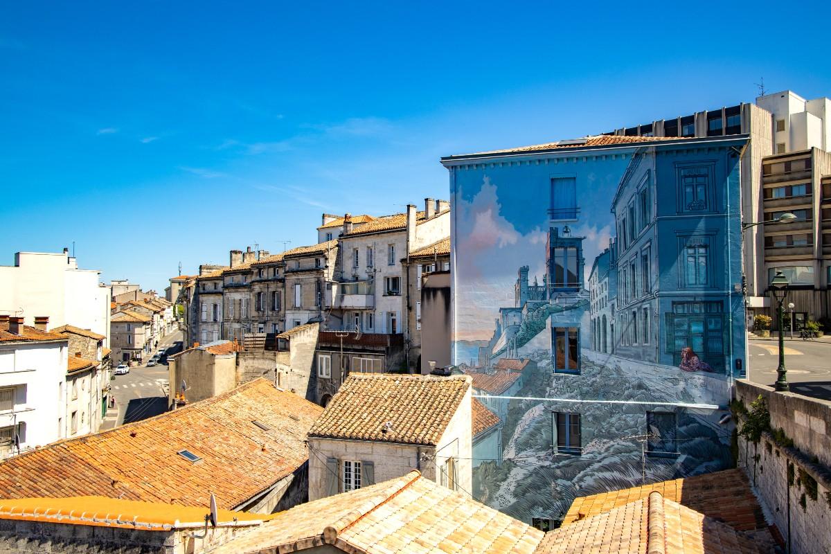 Murs peints - Angoulême