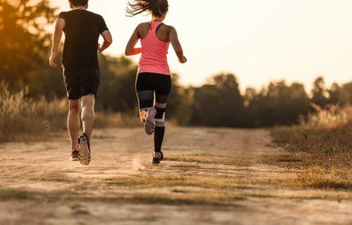 running-foret