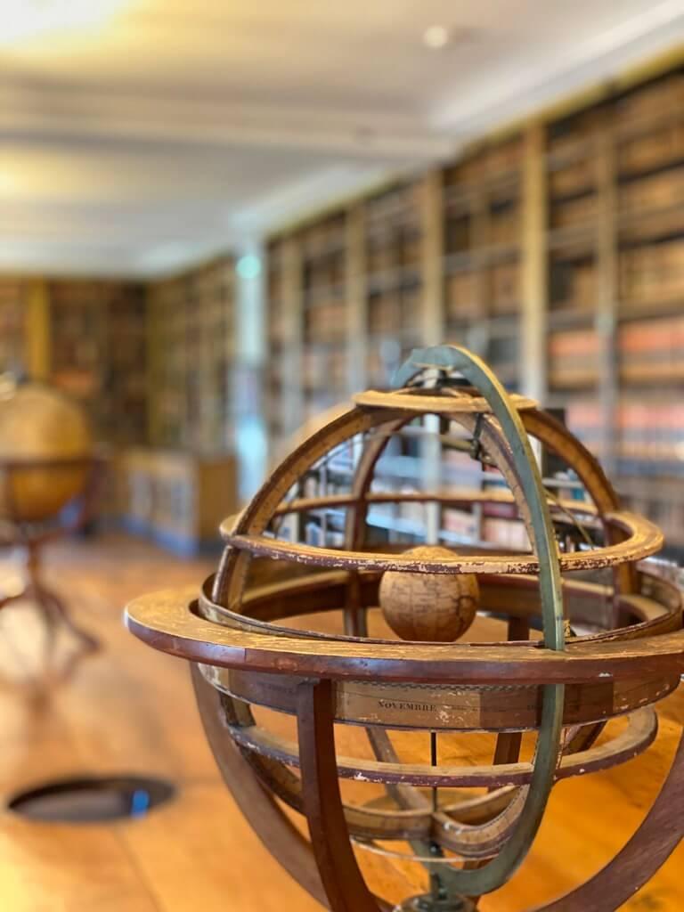 Bibliothèque - Musée de l'École de Médecine Navale - Rochefort