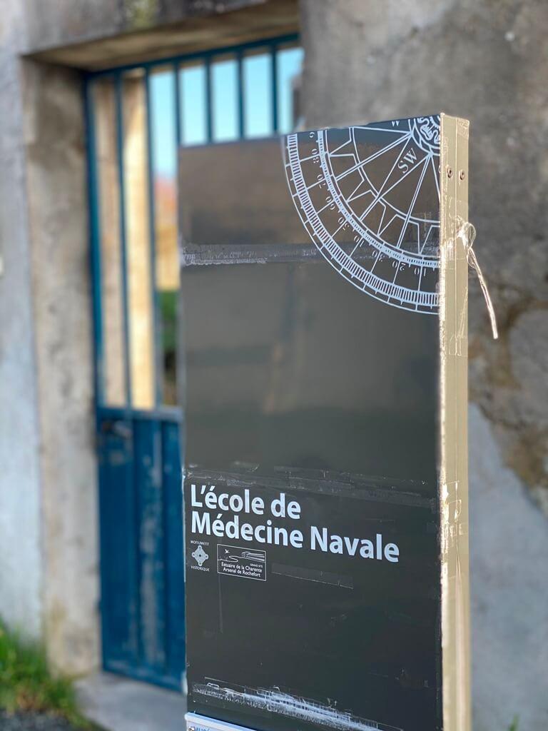 Musée l'école de Médecine Navale - Rochefort