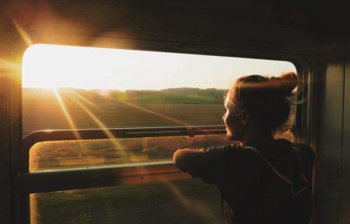Train en Charentes