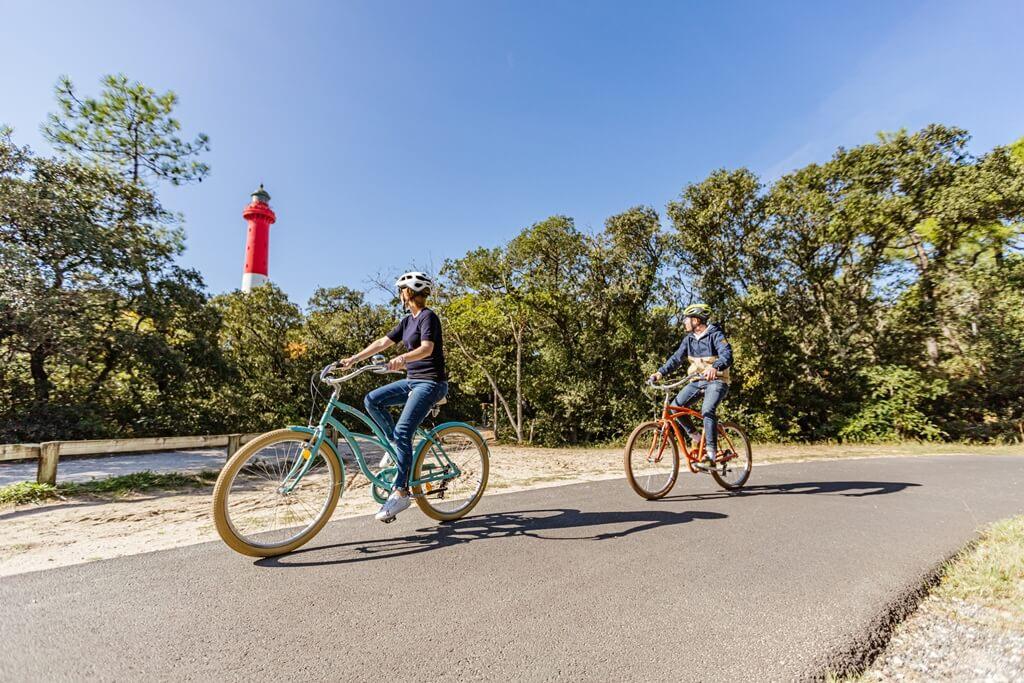 Balade vélo en Charentes