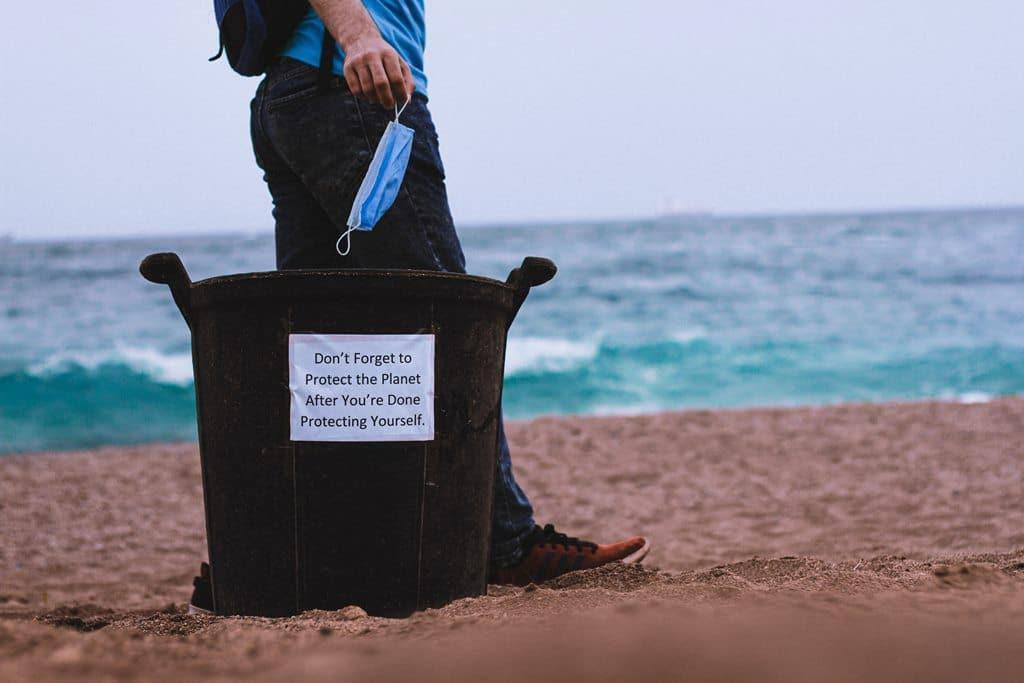 déchets protection du littoral