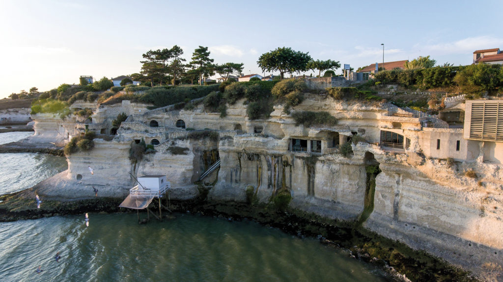 the Caves of Regulus, Royan