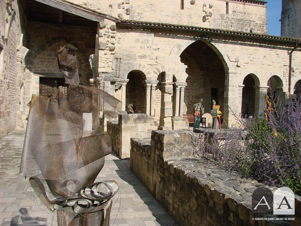 Saint-Amant-de-Boixe Abbey